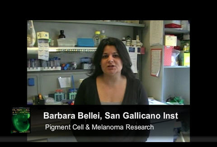 New Pubcast released for Pigment Cell & Melanoma Research
