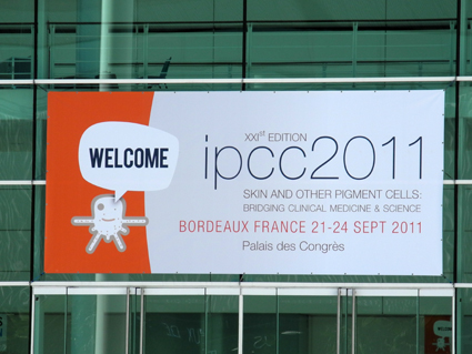 Palais des Congres, Bordeaux, France, venue of the 21st IPCC