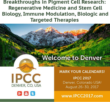IPCC2017 in Denver, CO, USA: 26-30 August 2017