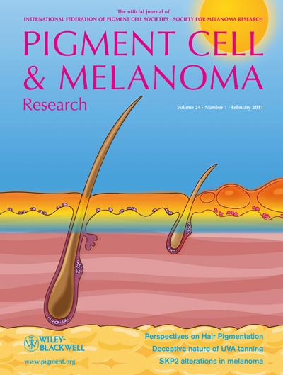 Pigment Cell &amp; Melanoma Research 24:1 (February 2011 issue)